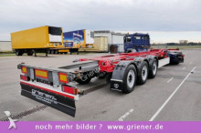 Schmitz Cargobull chassis semi-trailer