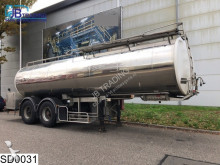 semi remorque Magyar Food Milk, 25037 Liter, food, Isolated, Levensmiddelen, Lebensmittel, Nourriture, Comida,