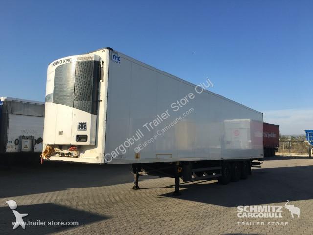 Schmitz Cargobull Reefer Standard Side door both sides semi-trailer