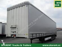 Krone Megatrailer,Hubdach,Liftachse, semi-trailer