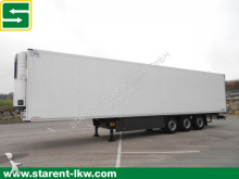 semi remorque Schmitz Cargobull Thermo, Carrier Vector1550, PalKa, Doppelstock