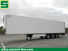 Krone Thermotrailer, Carrier Vector 1550, SAF-Achsen semi-trailer