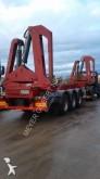 naczepa do transportu kontenerów Dennison