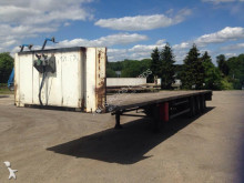 Metaco flatbed semi-trailer