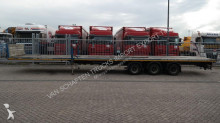 semirimorchio Desot TURBO'S HOET FLATBED TRAILER TWISTLOCKS