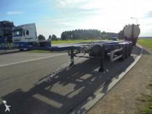Burg Tankcontainerchassis / 20-30 ft / NL / SAF semi-trailer