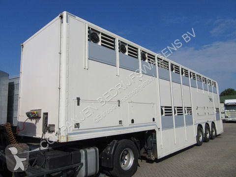 Voir les photos Semi remorque nc Companjen Cattle Carrier