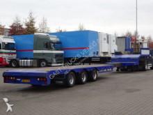 transport utilaje Nooteboom TIEFLADER 5.30MTR AUSZIEHBAR