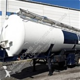 Van Hool tanker semi-trailer