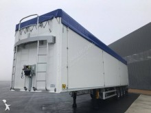 Kraker trailers K-FORCE - 92m3 - Disponible sur parc semi-trailer