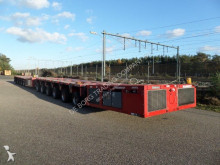 Goldhofer PST-SL6 Self Propelled Modular Trailer!