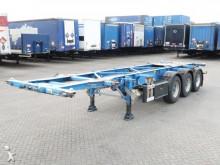 Groenewegen 20FT/30FT, ADR (EXII, EXIII, FL, OX, AT), BPW, ALCOA semi-trailer