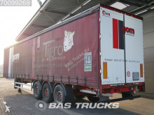 semi remorque Turbo's Hoet Liftachse Bordwande OPS/3AT/39/03BSRM