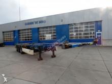 used container semi-trailer