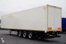 Wielton insulated semi-trailer