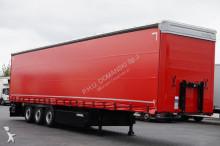 Kögel FIRANKA / XL / MULTI LOCK / OŚ PODNOSZONA semi-trailer