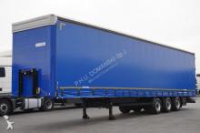 Kögel FIRANKA / MEGA / XL / MULTI LOCK / OŚ PODNOSZONA semi-trailer