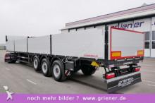 Schwarzmüller S1 / 1000 mm BW / BAUSTOFF/ SAF / nur 15500 km ! semi-trailer