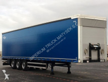 Schwarzmüller CURTAINSIDER / STANDARD / LIFTED AXLE / XL CERT semi-trailer