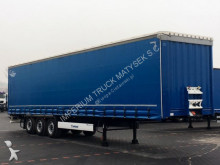 trailer Krone CURTAINSIDER / STANDARD /LIFTED AXLE /CERT XL/