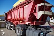 Fruehauf Benne TP 2 Essieux semi-trailer