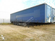 Trailor tautliner semi-trailer