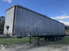 Trailor tautliner semi-trailer