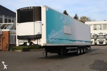Lamberet Lamberet Carrier Vector 1800Mt, Eléctrico, Bi-Temp., Eje elevable semi-trailer