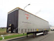 Krone Tautliner / BPW / Discbrakes / Backdoors semi-trailer