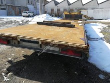 ADR dropside flatbed semi-trailer