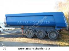 Langendorf SKS-HS 27-27 Stahlmulde semi-trailer