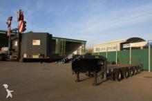 Broshuis 5ABSD-68 - Semi-Tieflader 5 Achs TELESKOP Nr:081 semi-trailer