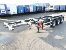 trailer Groenewegen ADR (EXII, EXIII, FL, OX, AT), 20/30FT, BPW, liftaxle, 80% tyres