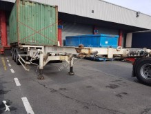 semirimorchio portacontainers Trouillet