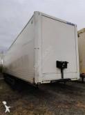 naczepa furgon furgon drewniane ściany Lecitrailer