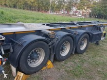 used container semi-trailer