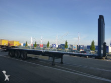 Krone Plateau Sattelauflieger SDP 27 eLB3 semi-trailer