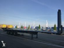 Krone Plateau Sattelauflieger SDP 27 eLB3 Auflieger