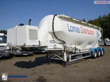 semirimorchio Feldbinder Bulk tank alu 50 m3 + engine/compressor