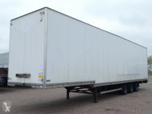 semi reboque Talson CLOSED BOX MEGA air freight