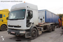 Renault tipper semi-trailer