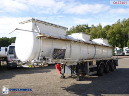 semirimorchio nc Chemical ACID tank inox 22.5 m3 / 1 comp