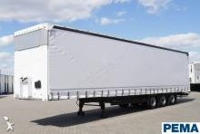 semi remorque Schmitz Cargobull Smart board/ Mega / Varios / PEMA 71705