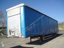 Cimar tautliner semi-trailer