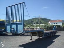 Basmaior heavy equipment transport semi-trailer