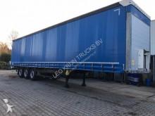 trailer Schmitz Cargobull verzinkt chassis liftas