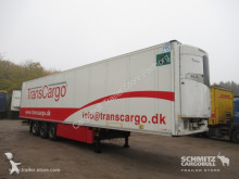Schmitz Cargobull Tiefkühlkoffer Multitemp Doppelstock Trennwand Auflieger