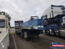 ACM heavy equipment transport semi-trailer