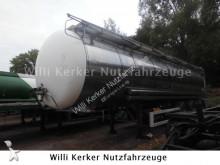 Schrader tanker semi-trailer