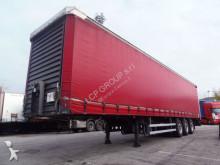 Merker 13,60 FRANCESE - STERZANTE E SOLLEVABILE - H INTERNA 2800 MM semi-trailer